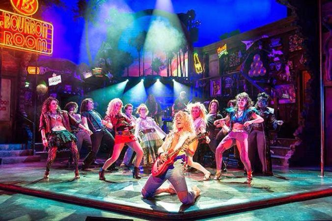 Rock of Ages llega a la Argentina