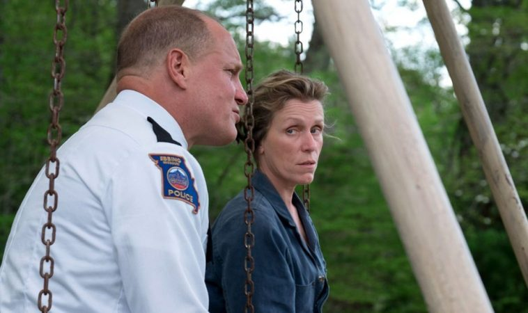 "Personajes y vínculos en ""Three Billboards outside Ebbing, Missouri"""