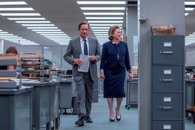 """The Post"": la fórmula Spielberg"