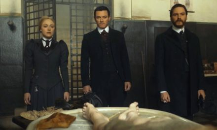 Primera temporada de «The Alienist»