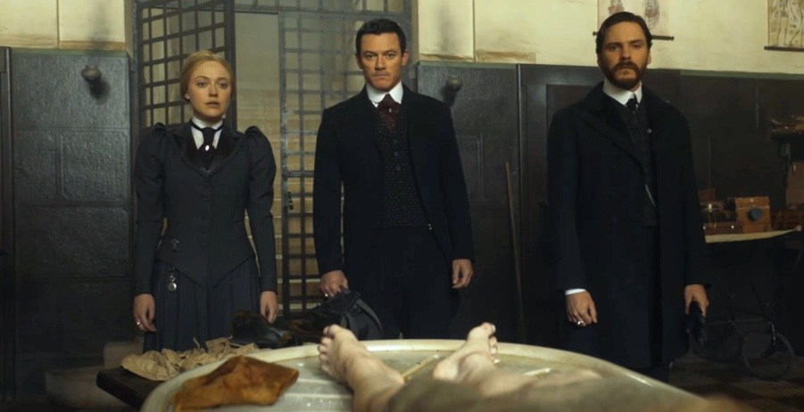 "Primera temporada de ""The Alienist"""