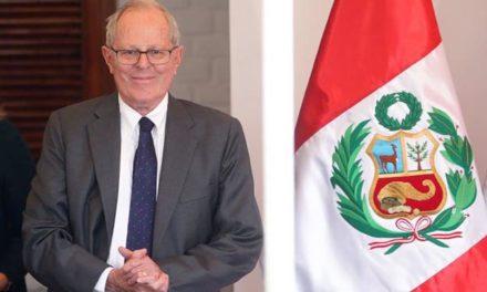 Perú tiene nuevo presidente