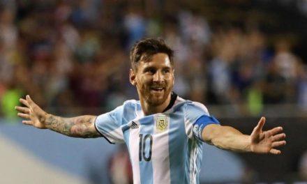 Messi, distinto a todos