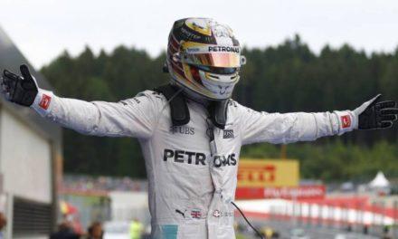 Lewis Hamilton: con egoísmo al triunfo