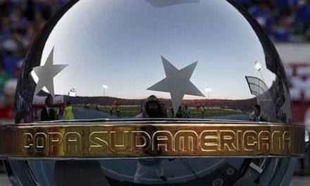 Copa Sudamericana: hay partidos