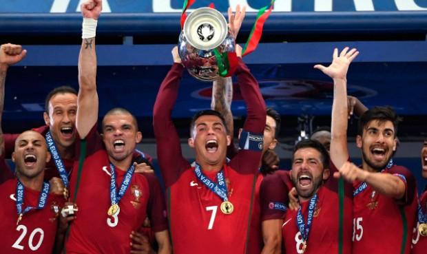 Euro2016: la primera de Portugal