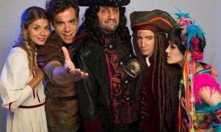 """""""Peter Pan"""" invita a volver a soñar"""