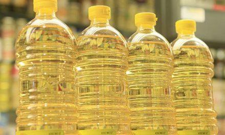 Hace agua aumento de aceites