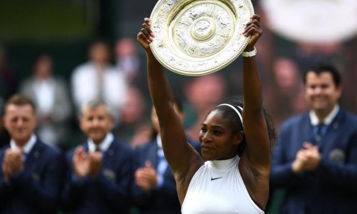 Serena Williams hace historia