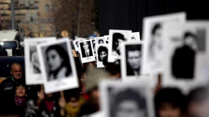 Día Internacional del Detenido Desaparecido
