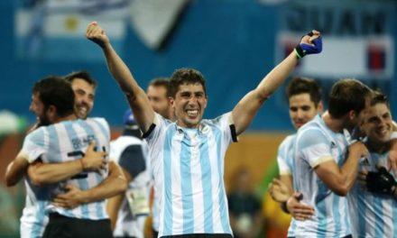 Días de gloria para el hockey argentino