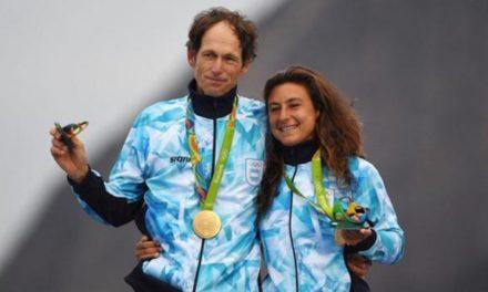 El medallero olímpico argentino