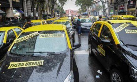 El Uber porteño