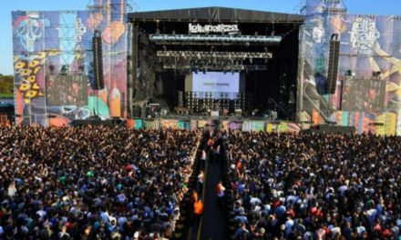 Se viene Lollapalooza 2017