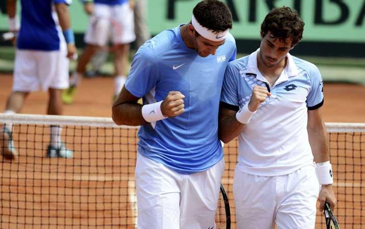 Copa Davis: equipo confirmado