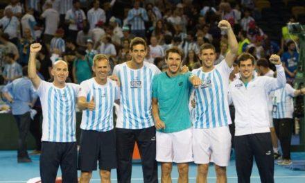 Copa Davis: Argentina otra vez finalista
