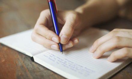 Metas escritas, metas cumplidas