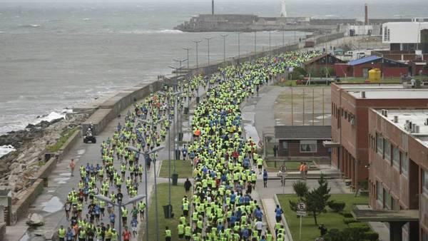 Maratón del mar
