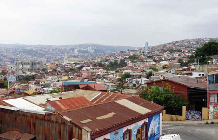 Chile: no solo un centro comercial