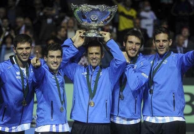 Copa Davis: campeones y leyendas