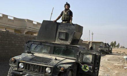 Matanza en Mosul