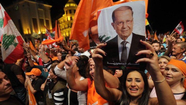 Termina la espera en Líbano