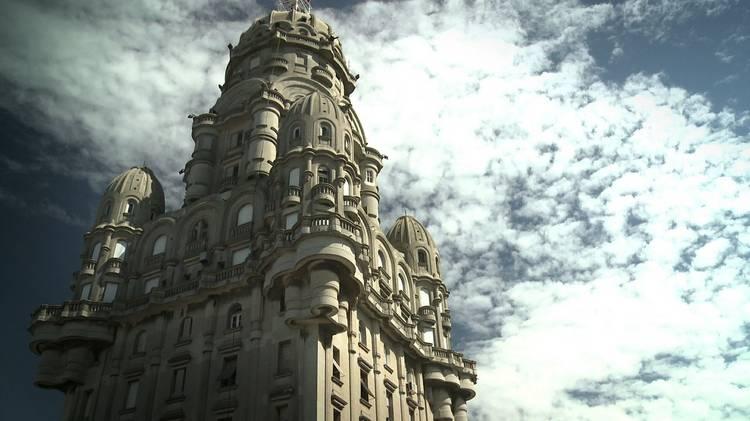 Palacio Barolo, el rascacielos latino