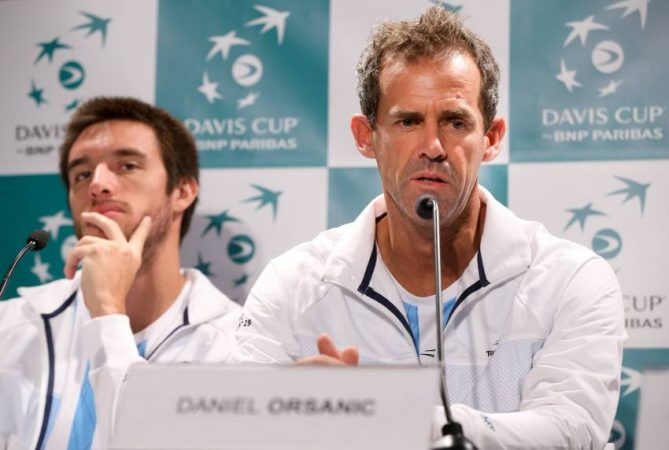Final de Copa Davis: todo definido