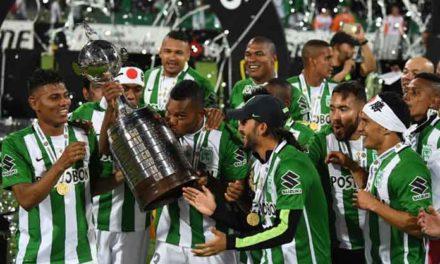Grupos definidos para la nueva Copa Libertadores