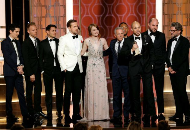 Golden Globes: todos los ganadores