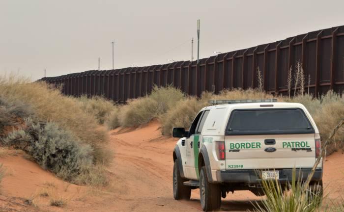 El muro prometido