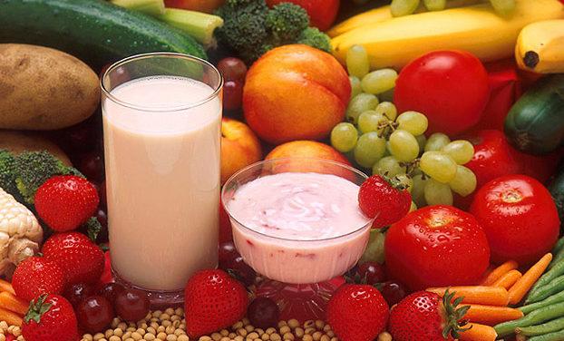 Alimentos saludables para todos
