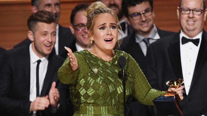 La noche de los Grammys