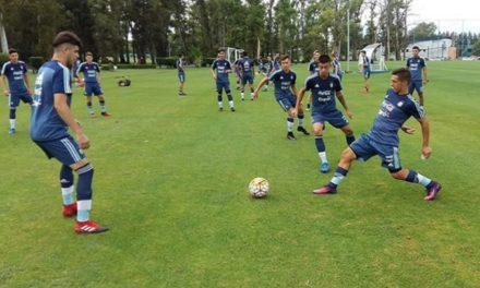 Comienza el Sudamericano Sub-17