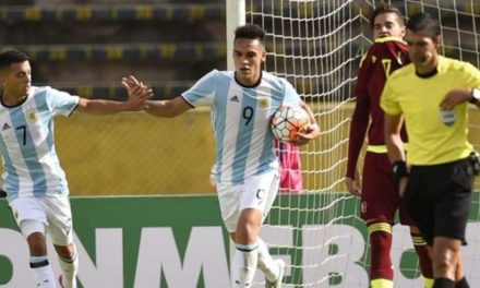 Con lo justo, Argentina va al Mundial