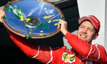La vuelta de Ferrari