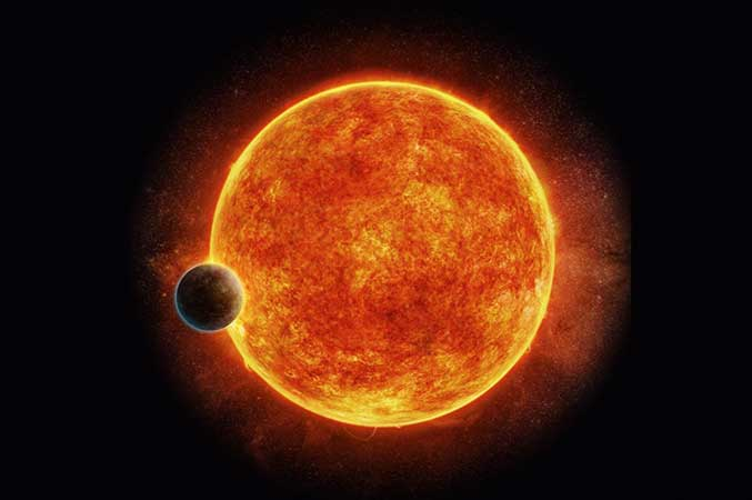 LHS 1140b, una supertierra potencialmente habitable
