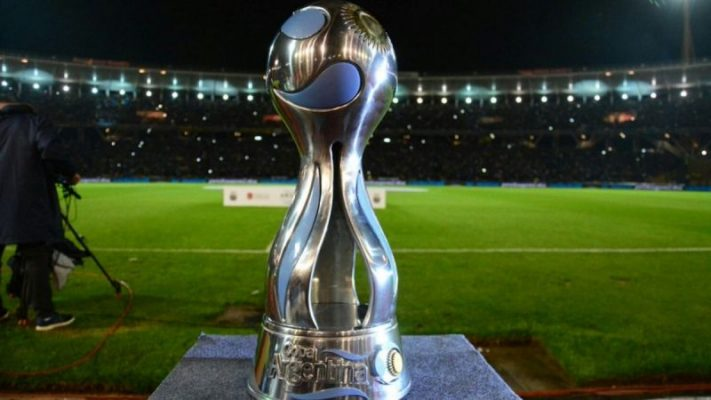 Los cruces de la nueva Copa Argentina