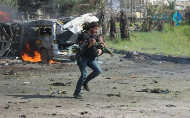 Siria: brutal atentado en Pascuas