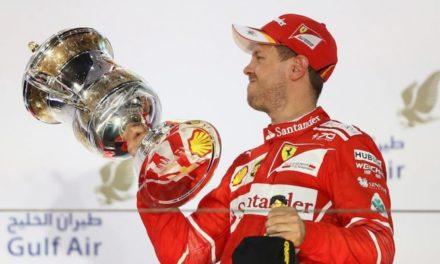 Todas las luces con Ferrari