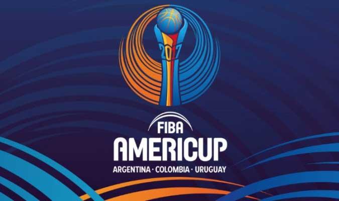 Argentina recibe la AmeriCup de basquet