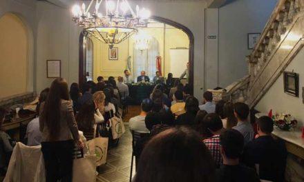 Encuentro nacional de la juventud libanesa