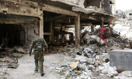Ataques con gas tóxico en Siria