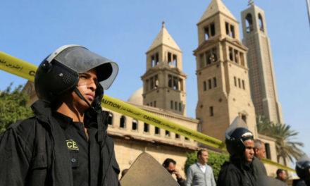 Ataque contra cristianos