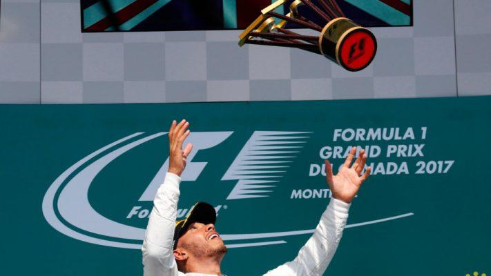 Hamilton le descuenta a Vettel