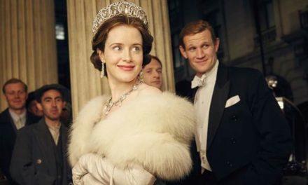 La vida en serie de Elizabeth II