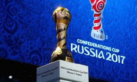 Comienza la Copa Confederaciones
