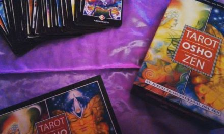 Qué es el Tarot Osho Zen