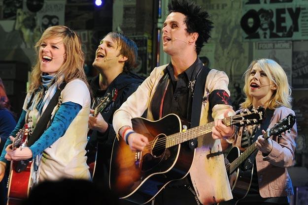 Rockeros musicales