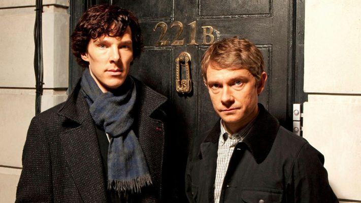 """Sherlock"": detectives, misterio y drama"